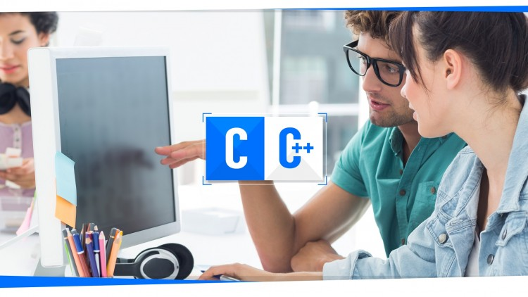 Udemy Coupon - C and C++ Programming : Step-by-Step Tutorial