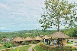 Lokasi, Fasilitas dan Harga Tiket Masuk Bukit Sakura Kemiling Bandar Lampung