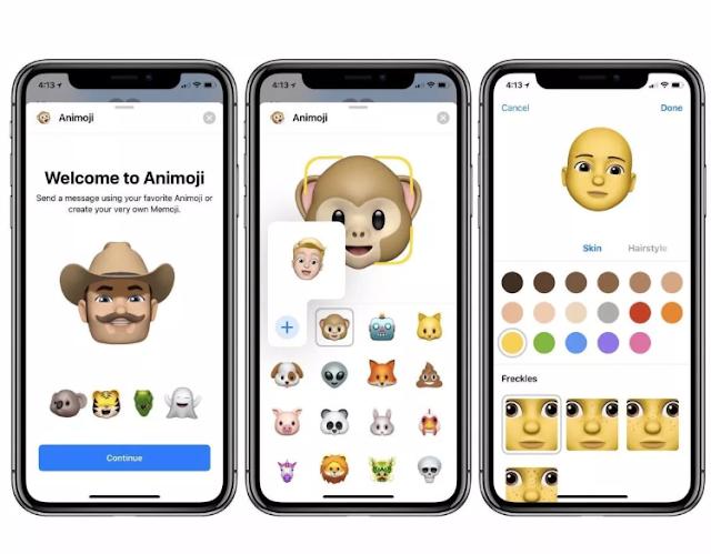 كيفية إنشاء Memoji في نظام التشغيل iOS 12