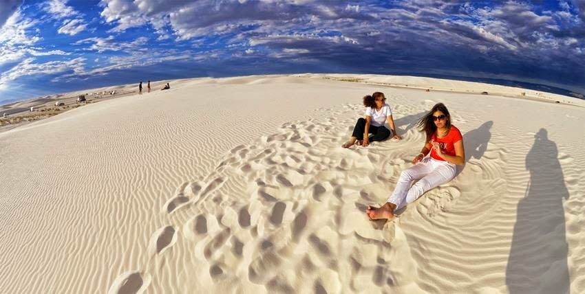 Washington Dc Tours >> Mail2Day: Beautiful White Sand Dunes in New Mexico (18 pics)