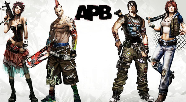 2016 APB Reload - launch on Xbox One
