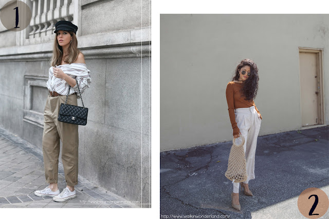 Streetstyle fashion blogs
