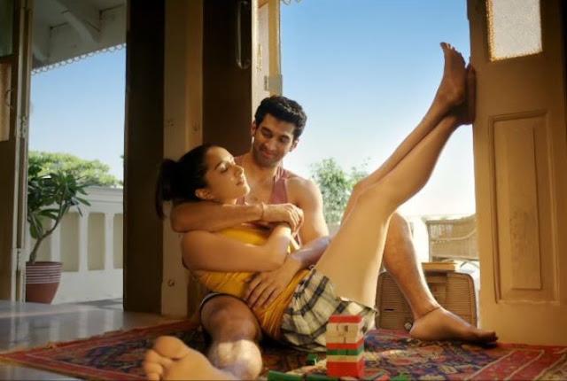 Ok Jaanu, Shraddha Kapoor, Aditya Roy Kapur, getting cozy, Shaad Ali