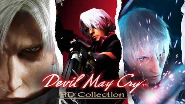 الإعلان عن إصدار تجميعة Devil May Cry HD Collection لأجهزة PC, PS4 , Xbox One