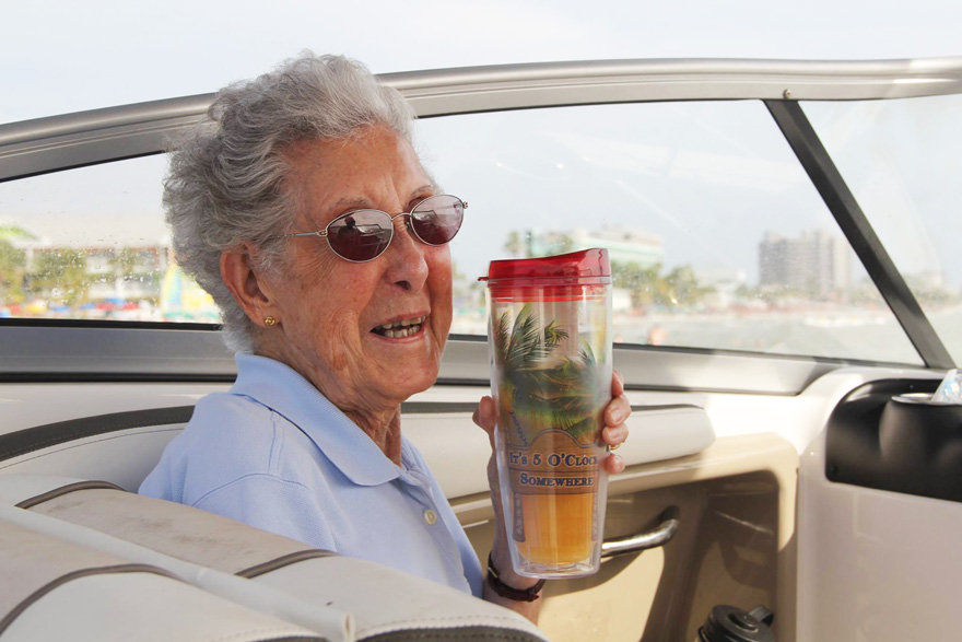 90-Year-Old With Cancer Chooses Epic Road Trip With Family Instead Of Treatment - When 90-year-old Norma discovered she had cancer, she decided to hit the road