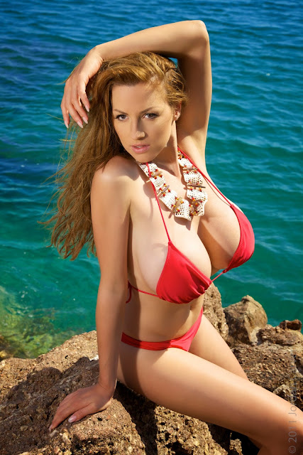 Jordan-Carver-red-bikini-hd-hot-sexy-photo-26