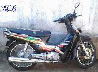 Harga motor Honda Kirana bekas/second lengkap