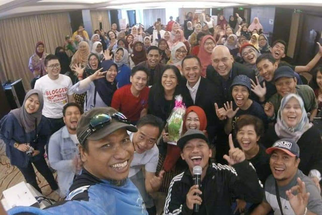 Acara Blogger Day 2019