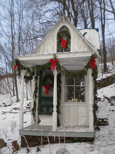Pandora S Box A Victorian Cottage In The Woods