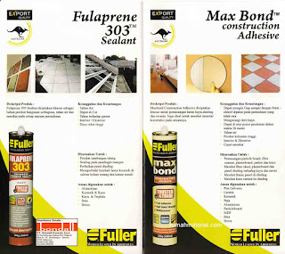 Fulaprene 303 Sealant - Max Bond Construction Adhesive