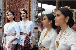 Gambar Baju Adat Bali Terlengkap 720717