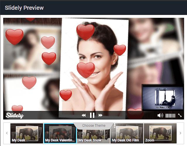 Cara Mudah Membuat Foto Slideshow yang Cantik dan menarik