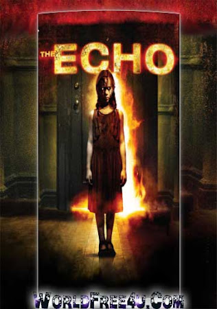 Poster Of Free Download The Echo 2008 300MB Full Movie Hindi Dubbed 720P Bluray HD HEVC Small Size Pc Movie Only At worldfree4u.com
