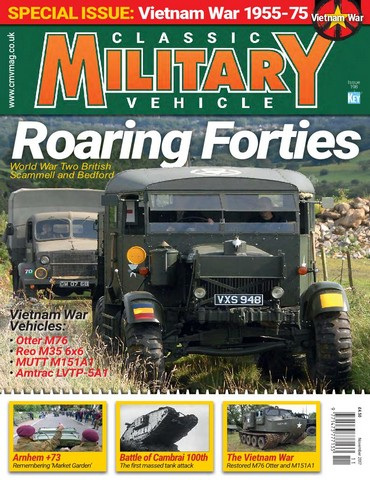 Classic Military Vehicle Issue 198 November 2017