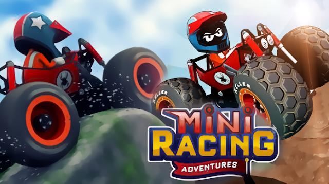 Download Mini Racing Adventures Mod Apk Terbaru Gratis