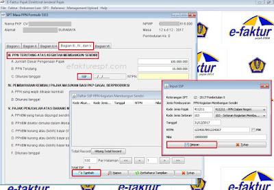 Cara Input PPN KMS di e-Faktur