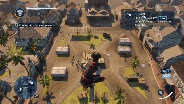 Assassin's Creed Liberation HD Free Download Games