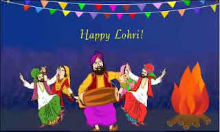 Lohri 2017 Punjabi And Hindi Whatsapp Status