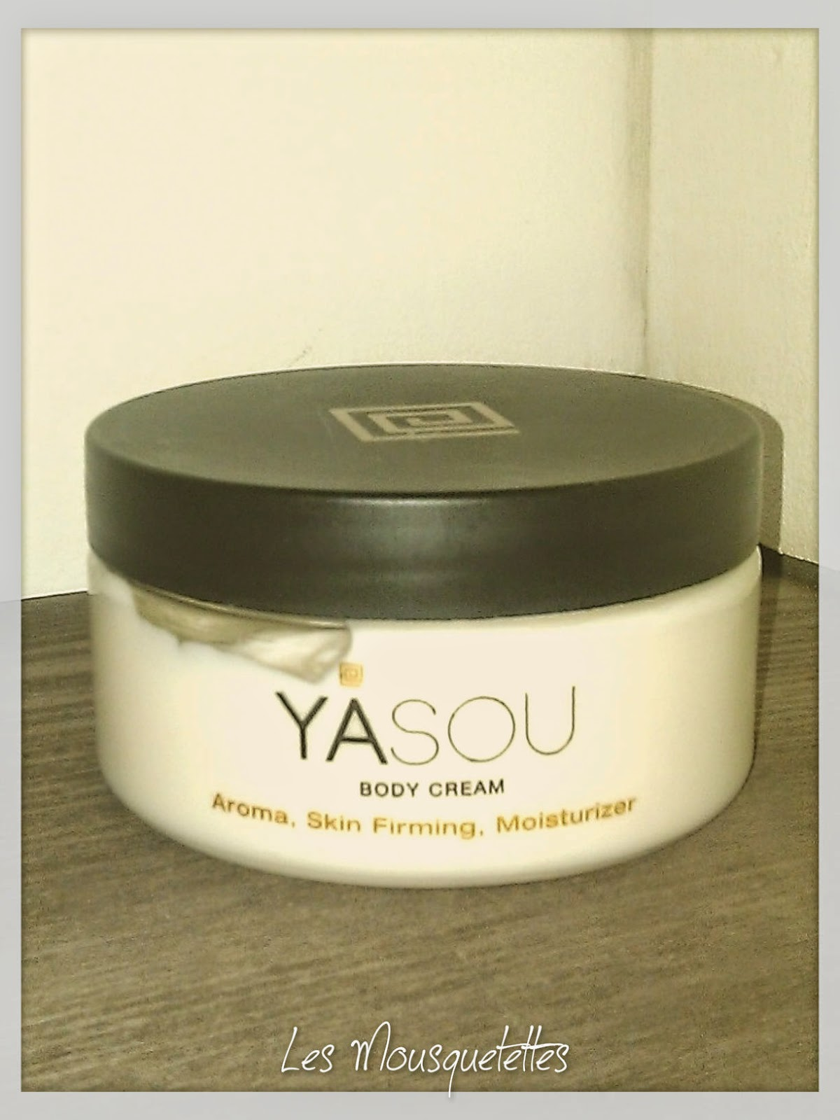 Hydrating Body Cream Yasou Skincare - Les Mousquetettes©