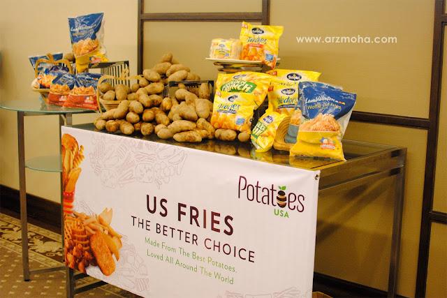 kebaikan us potatoes, produk us potatoes, kebaikan ubi kentang, hidangna berasaskan ubi kentang, fakta ubi kentang,