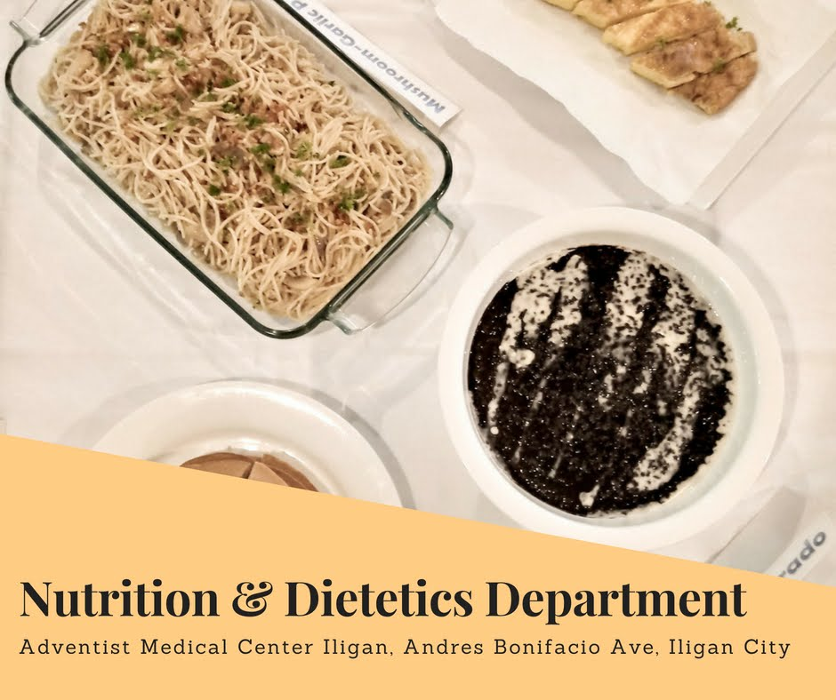 Adventist Dietetics & Nutrition Department