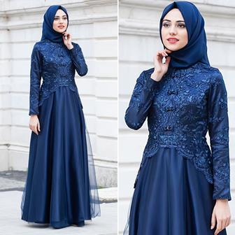 Kebaya Muslim Modern Dan Glamour