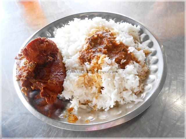 Nasi Kandar Changkat Jong