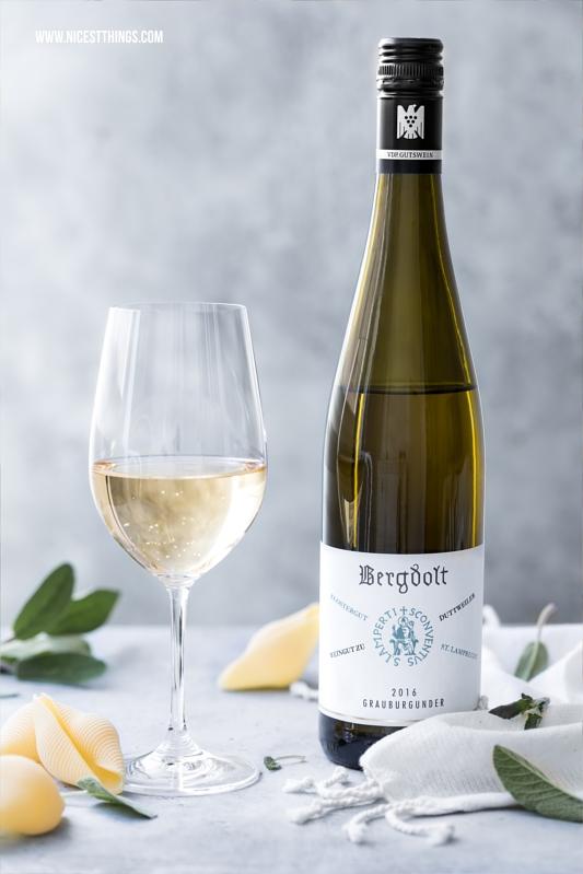 Bergdolt Grauburgunder 2016 Pfalz Wein