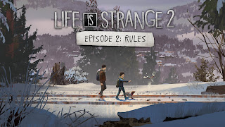 Life is Strange 2 Episode 2 - Rules Wallpaper