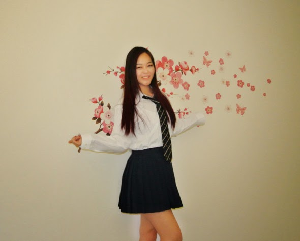 My Japanese School Uniform (Nanchatte Seifuku) | Greenheart