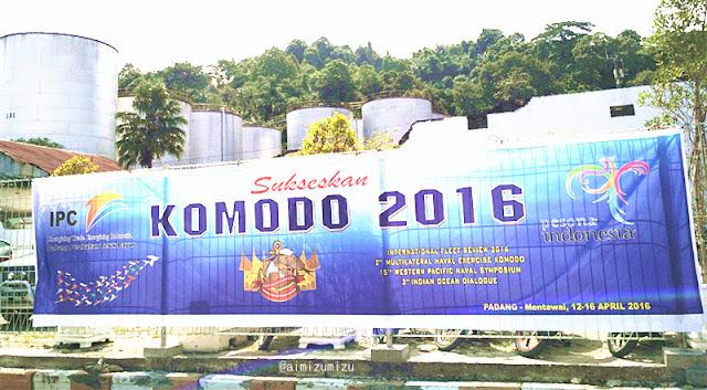 Komodo 2016 di Padang, MNEK 2016