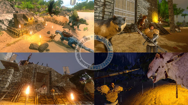 Ark survival evolved apk data terbaru