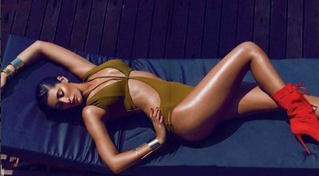 Nargis Fakhri in Bikini