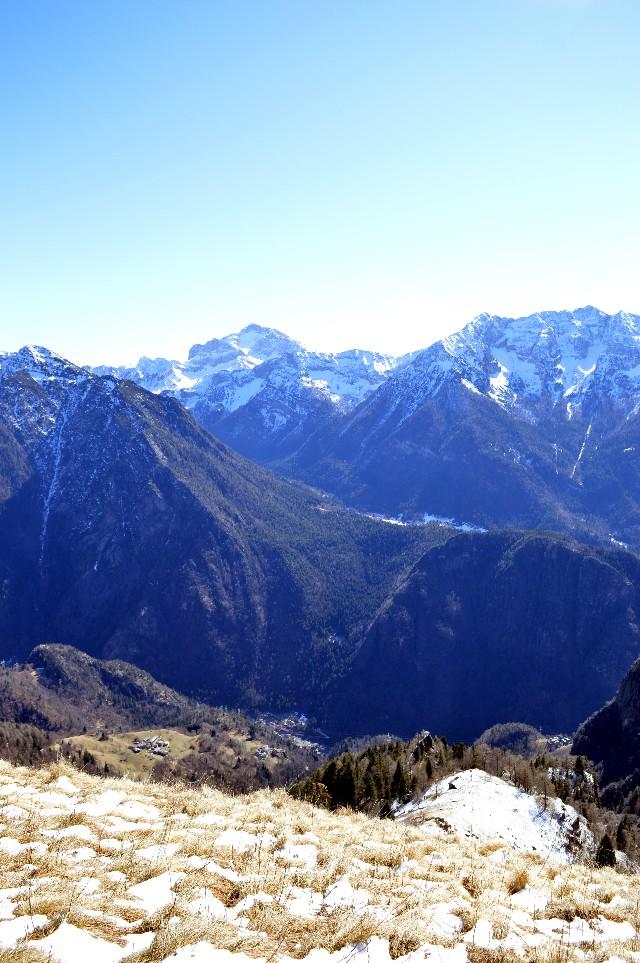 escursioni invernali ciaspole val brembana