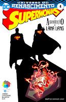 DC Renascimento: Superwoman #4