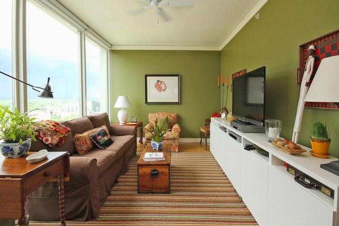 Salas largas y estrechas   ideas de salas con estilo