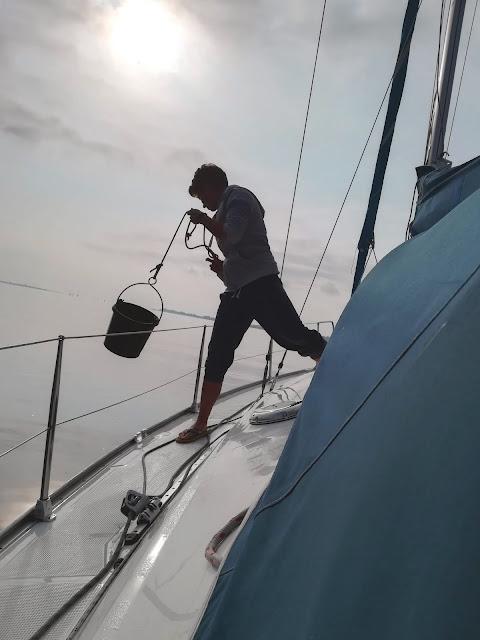 Klar na pokładzie