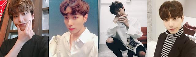 K-Pop grupo MVP -  Jin