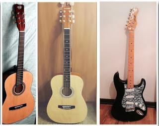 дешевые гитары