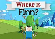 Hora de aventura: Where is Finn?