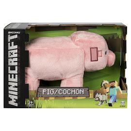 Minecraft Spin Master Pig Plush