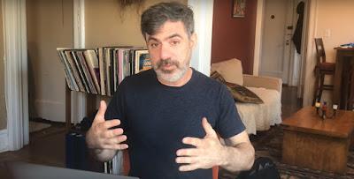 Jornalista Seth Kugel