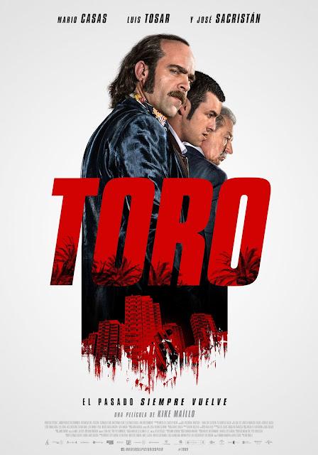 Póster y nuevo tráiler de 'Toro', de Kike Maíllo