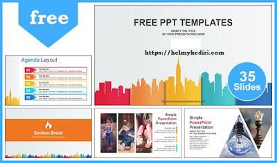 8 situs penyedia template powerpoint gratis
