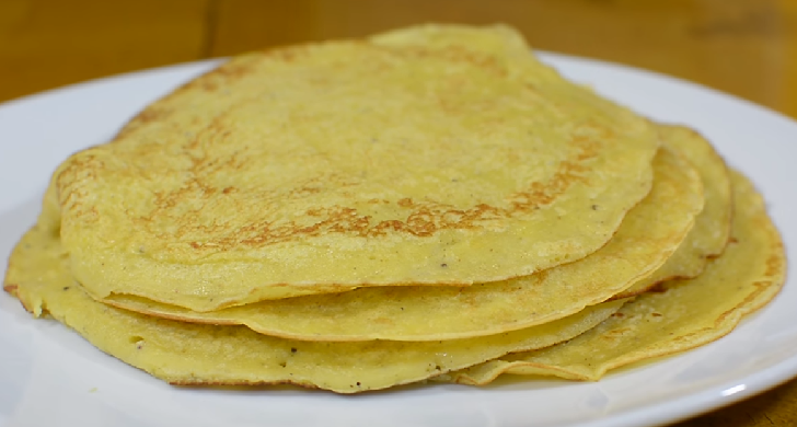 How to Make Plantain Pancake