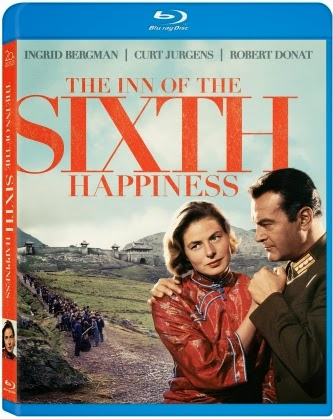 Blu-ray Review - The Inn Of The Sixth Happiness