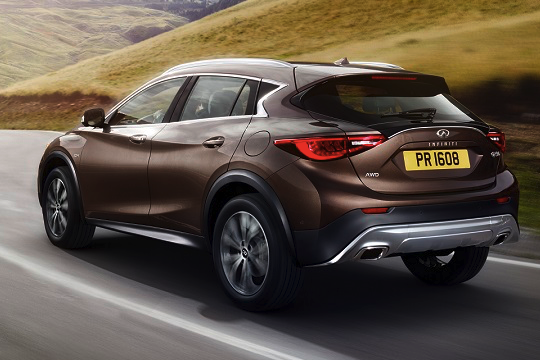 2017 Infiniti QX30 Sport Review and Release