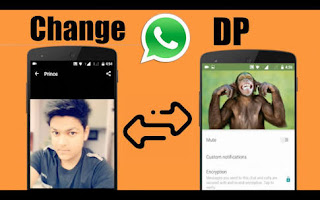 How To Change Your Friend's WhatsApp Profile Picture