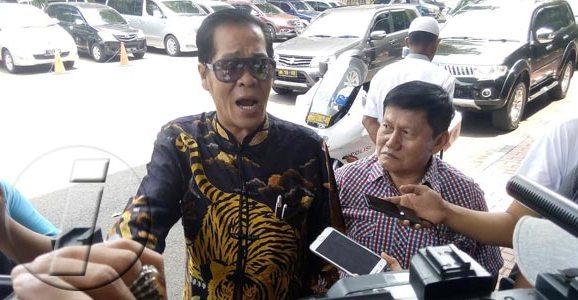 Anton Medan Ancam Kerahkan Ratusan Ribu Anak Buahnya untuk Pukul Mundur Massa Anarkis