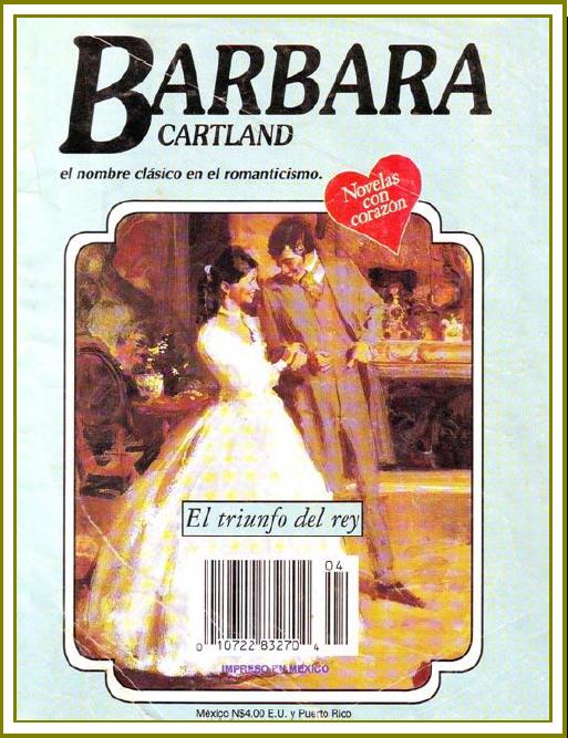 El Triunfo del Rey – Barbara Cartland